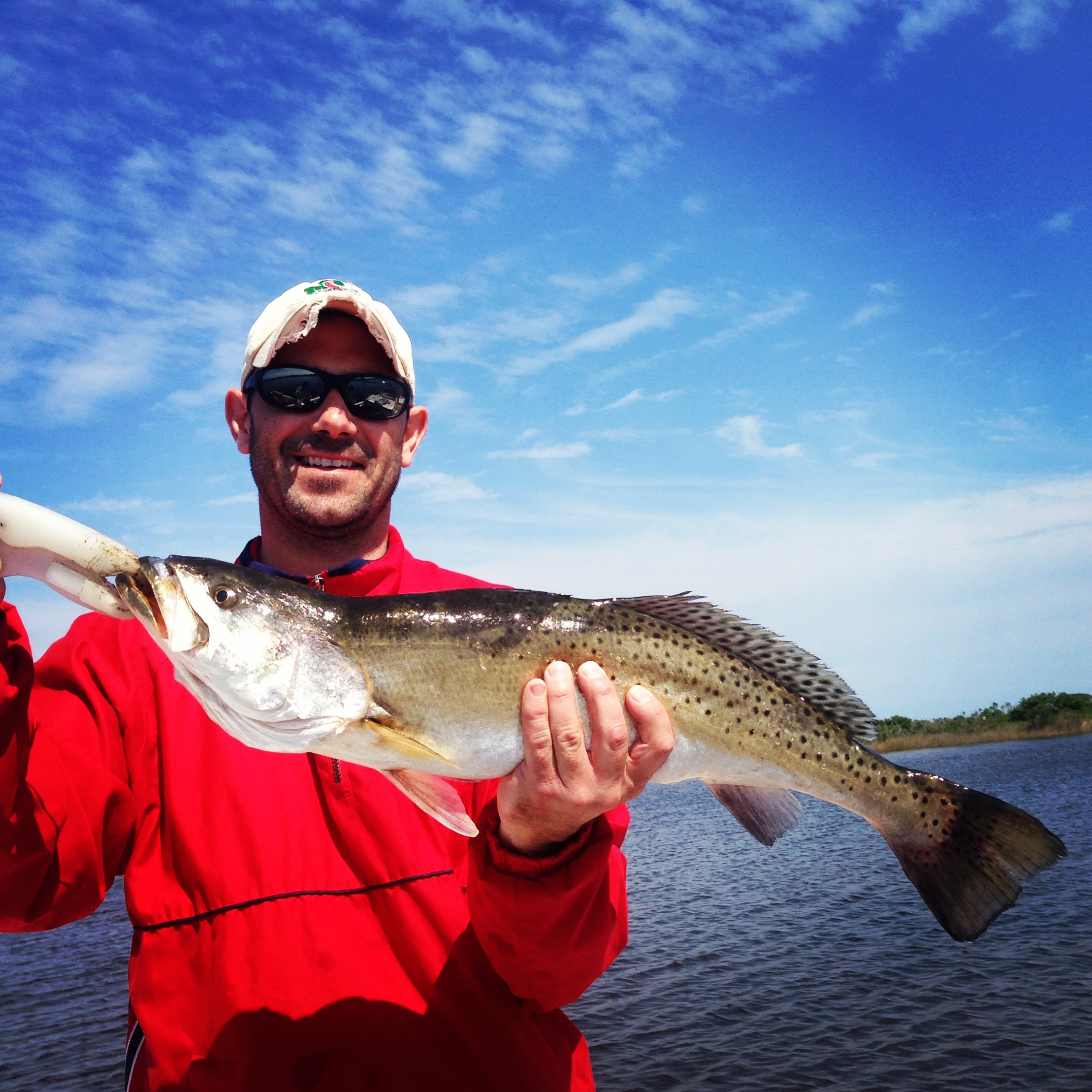 Fish Florida Saltwater Better Than LuckThe Foolproof