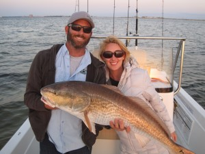 Big Redfish - Navarre Fishing Charters